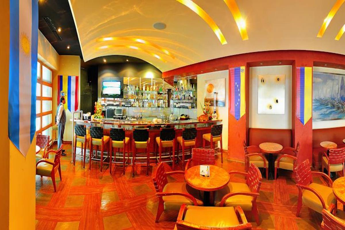 Grand Hotel Guayaquil – Bar