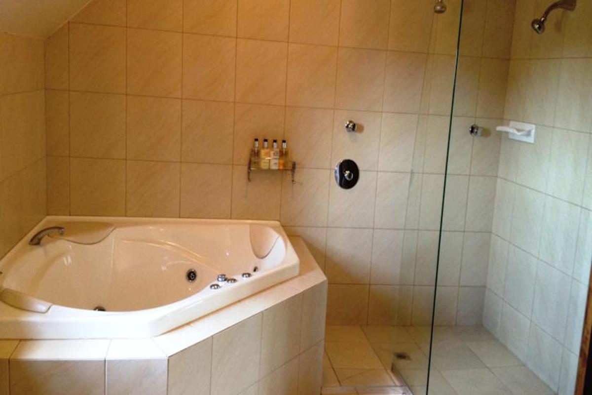 Grand Mercure Nelson Monaco Apartments – Łazienka