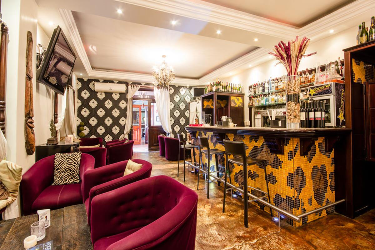 Hotel Boutique Santa Lucia – Bar