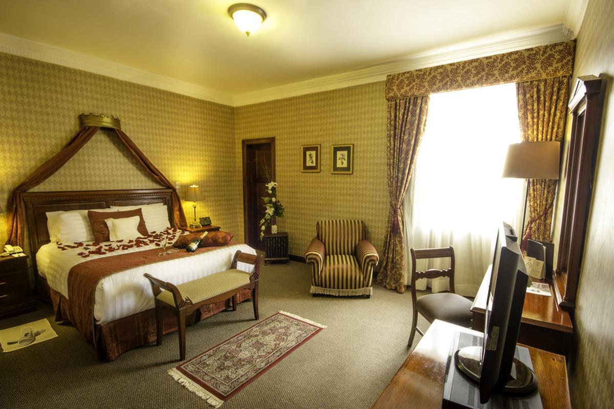 Hotel Boutique Santa Lucia – Pokój dwuosobowy