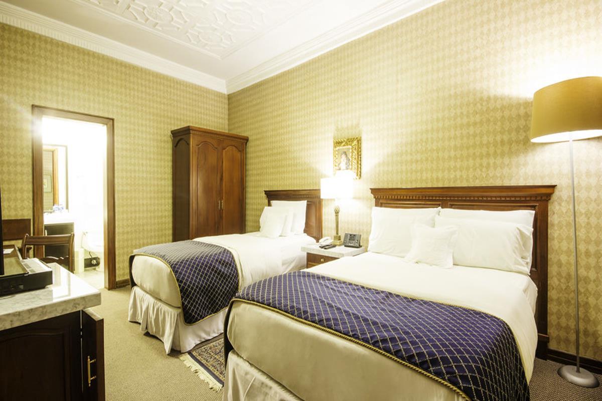 Hotel Boutique Santa Lucia – Pokój trzyosobowy