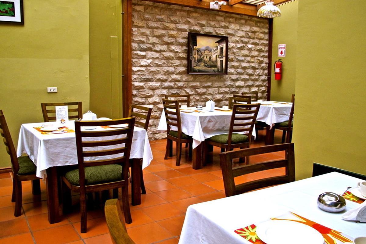 Hotel Cayman – Restauracja