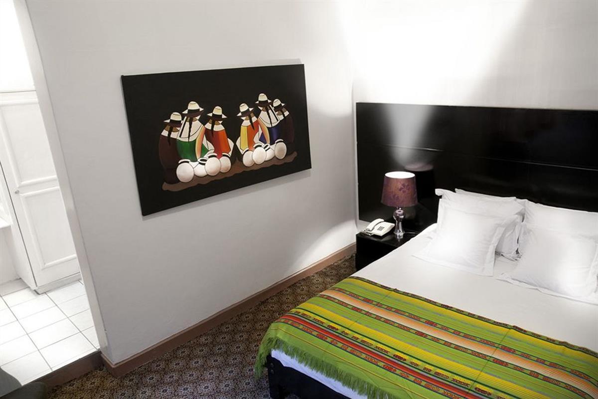 Hotel Cuenca – Pokój typu Superior
