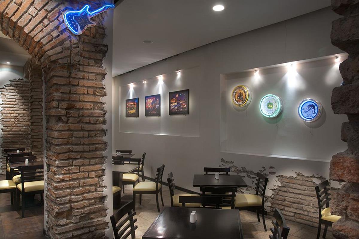 Hotel Cuenca – Restauracja
