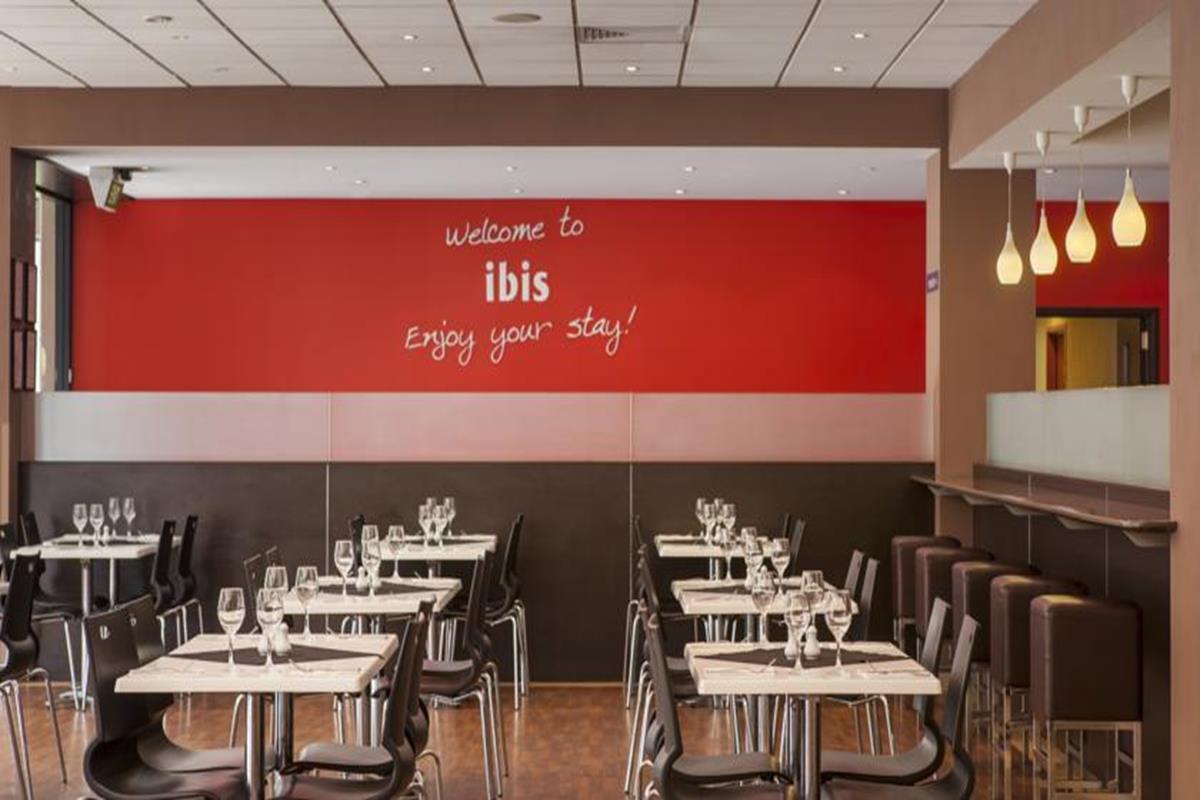 Ibis Rotorua – Restauracja