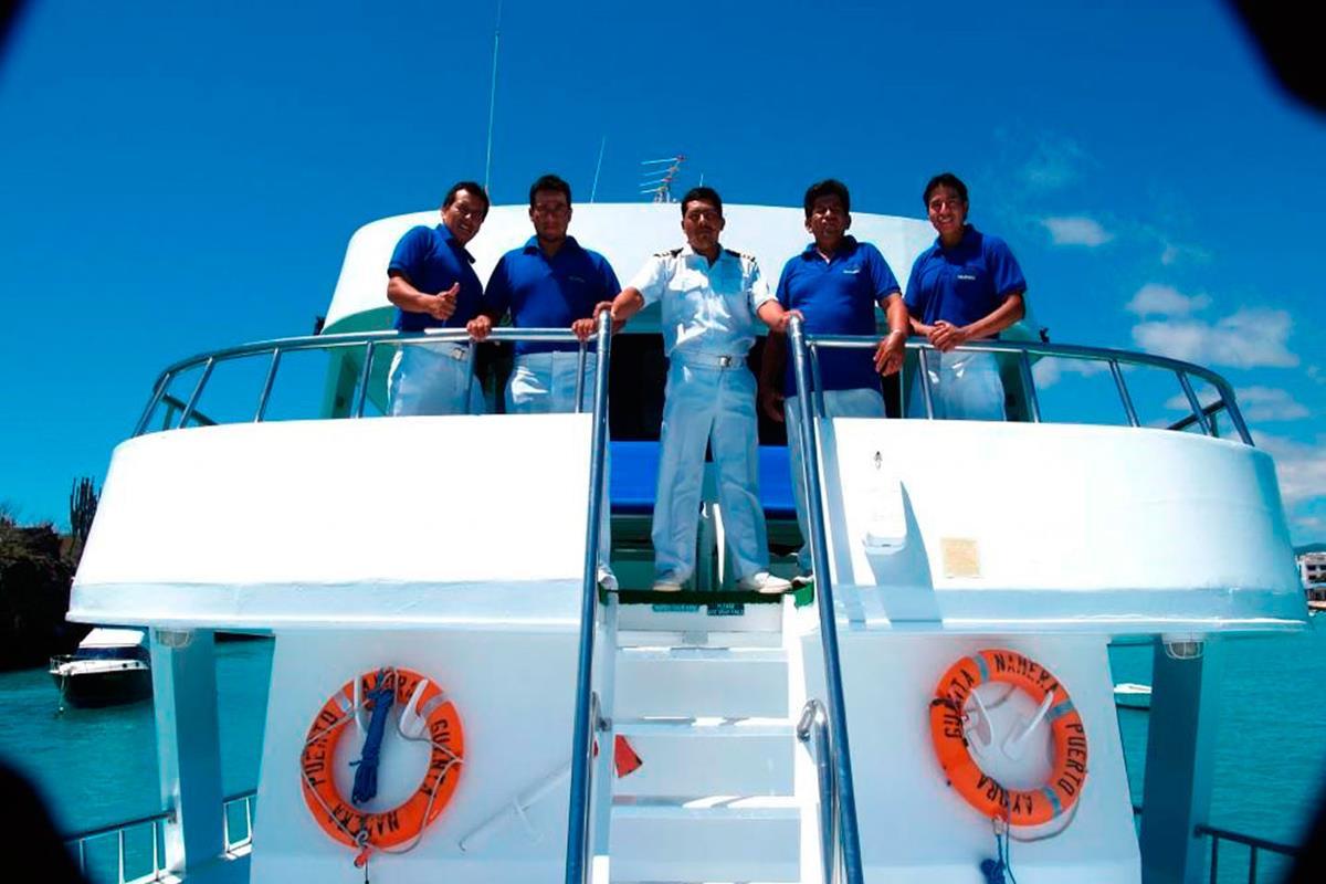 Jacht Guantanamera