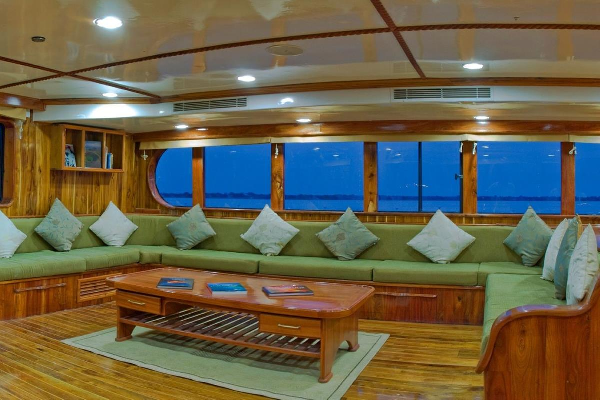 Jacht Odyssey