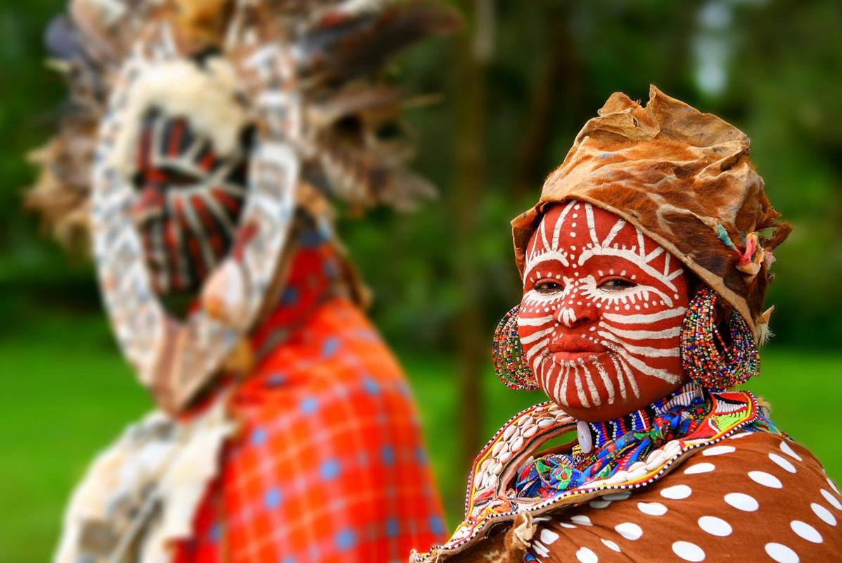 Jezioro Nakuru – Lokalna ludność