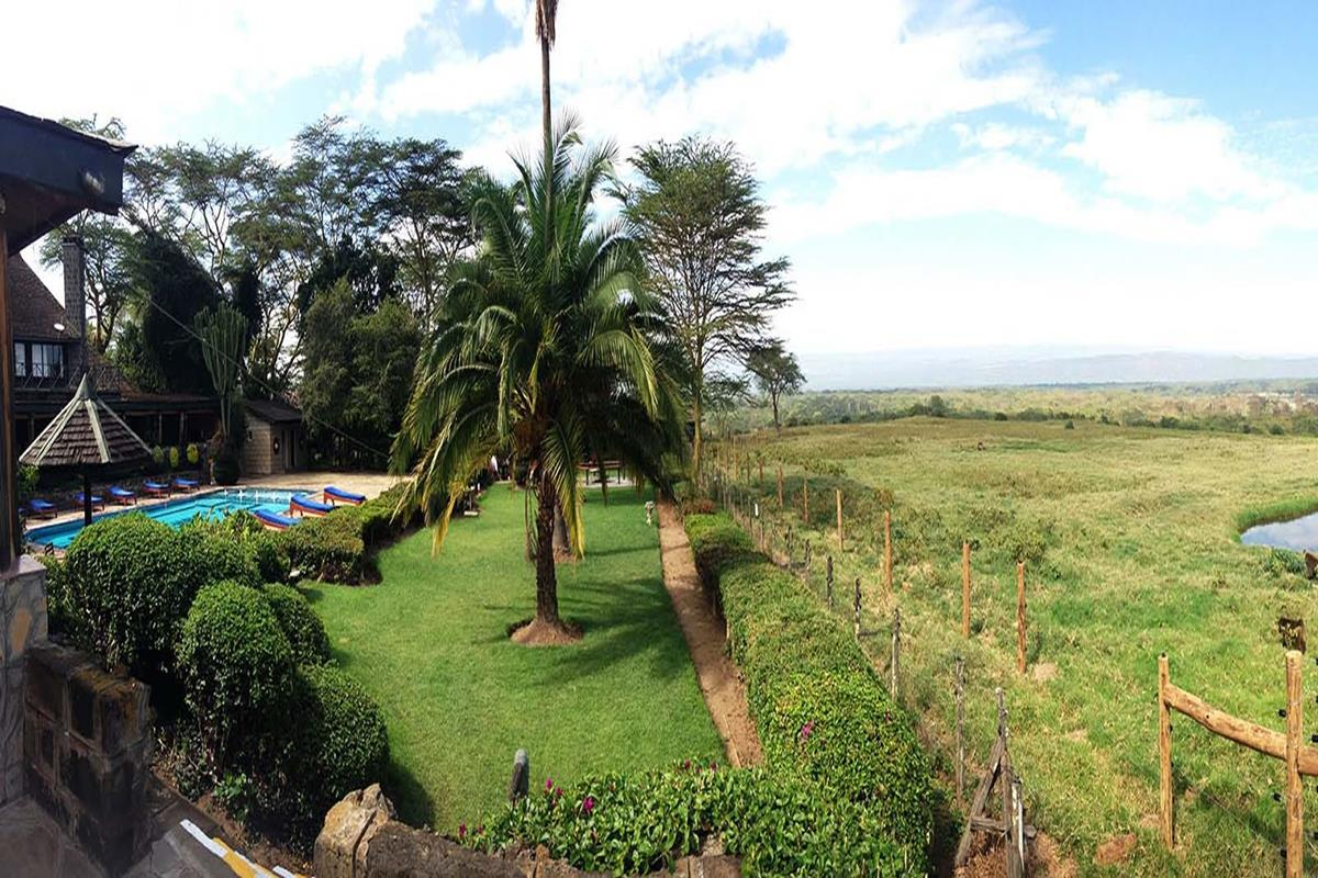 Lake Nakuru Lodge – Basen