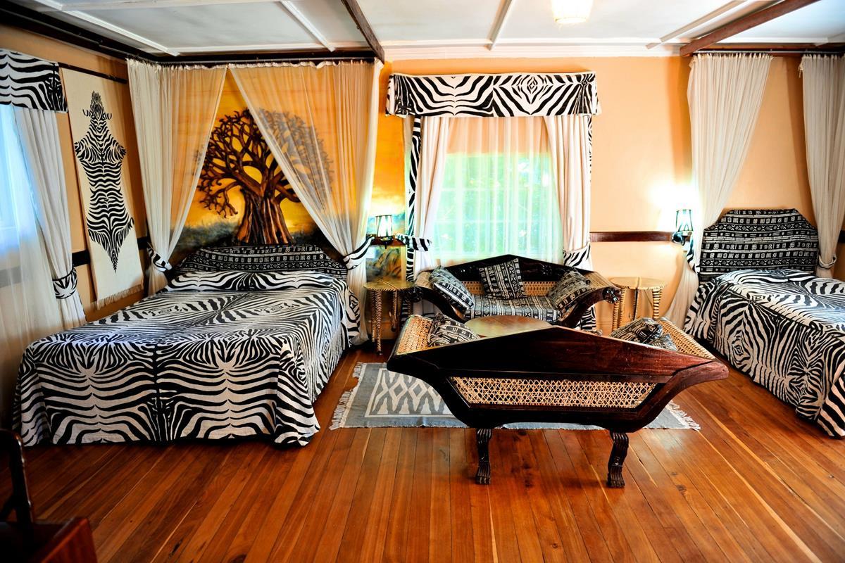 Lake Nakuru Lodge – Pokój