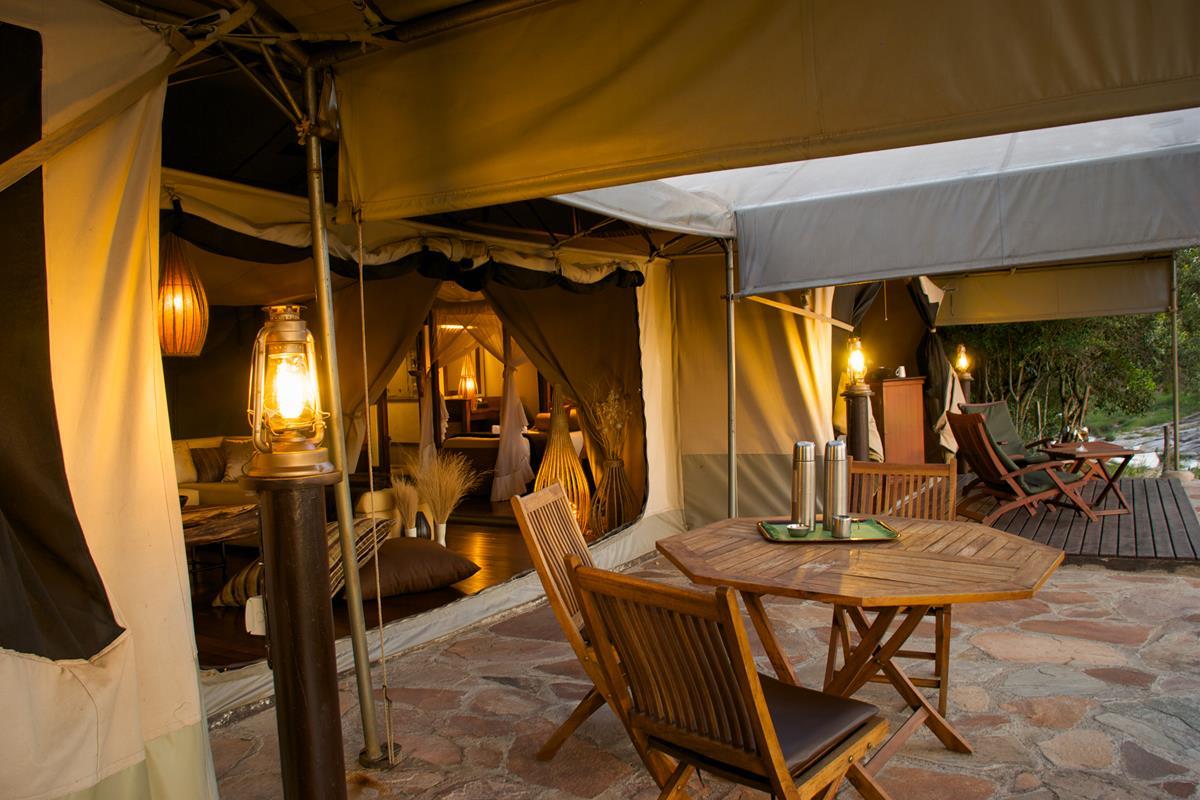 Mara Intrepids Tented Camps – Taras