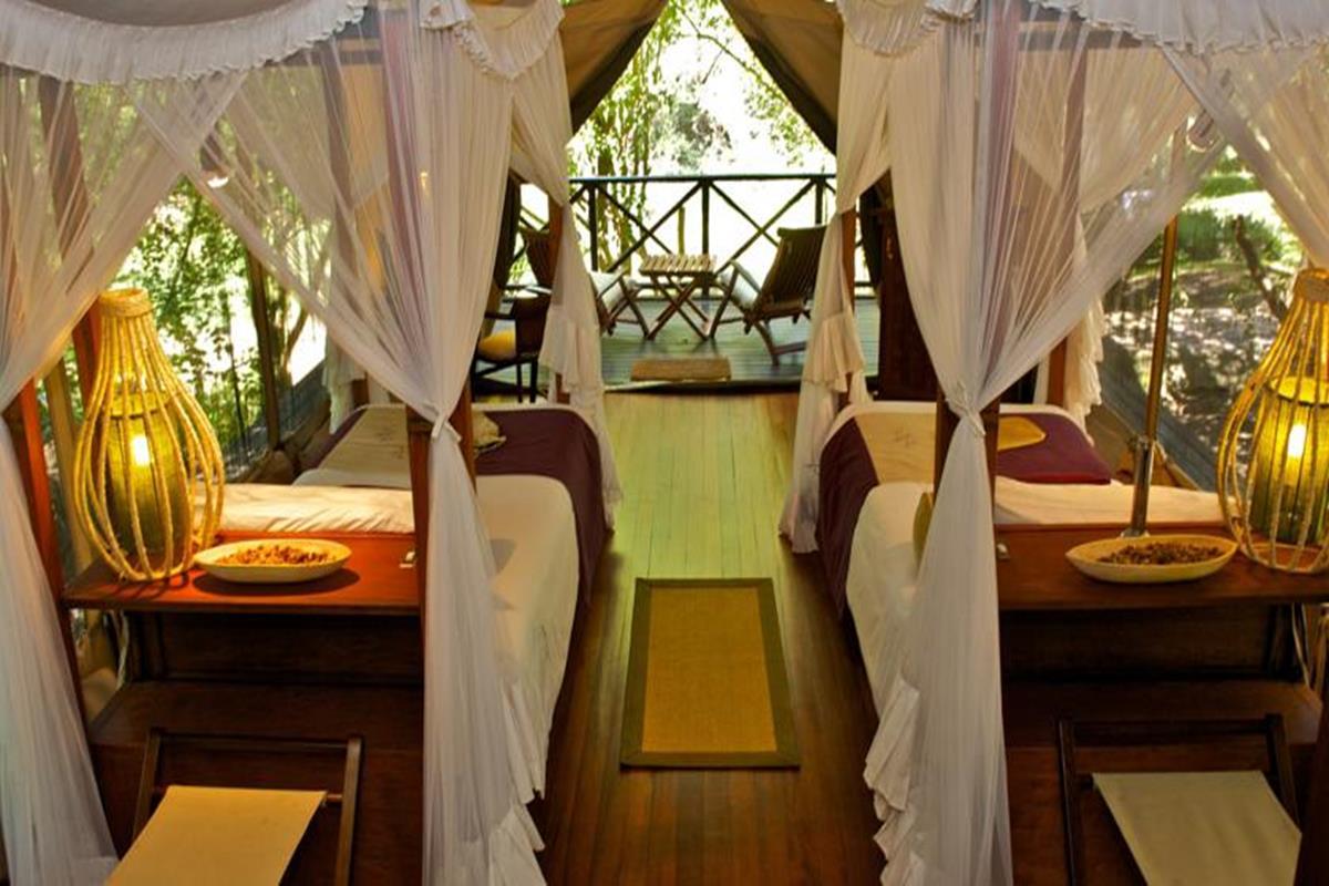 Mara Intrepids Tented Camps – Luksusowy Namiot