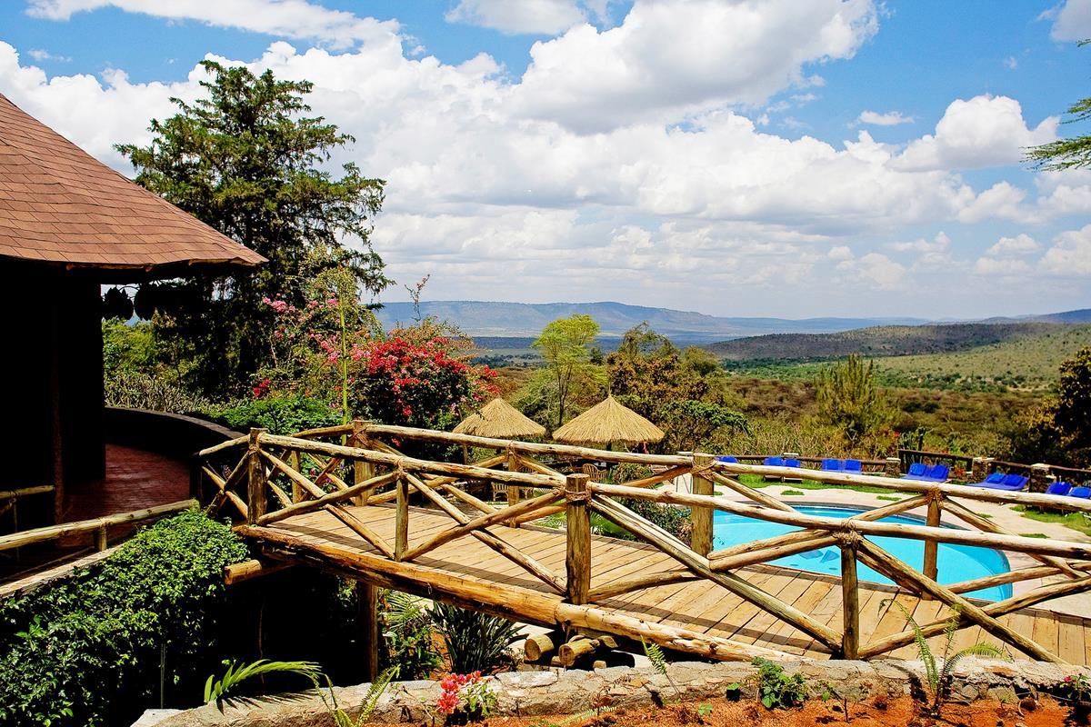 Mara Sopa Lodge – Basen