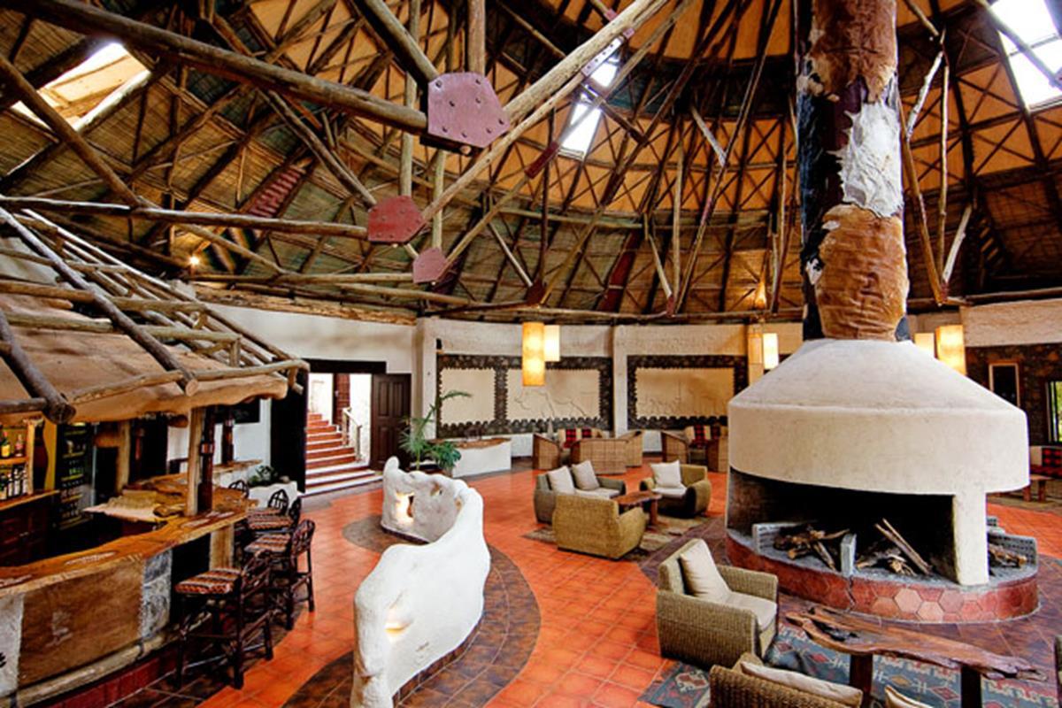 Mara Sopa Lodge – Kawiarnia
