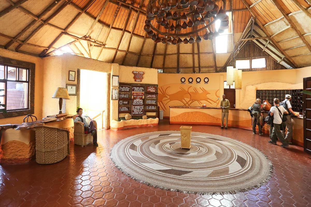 Mara Sopa Lodge – Lobby