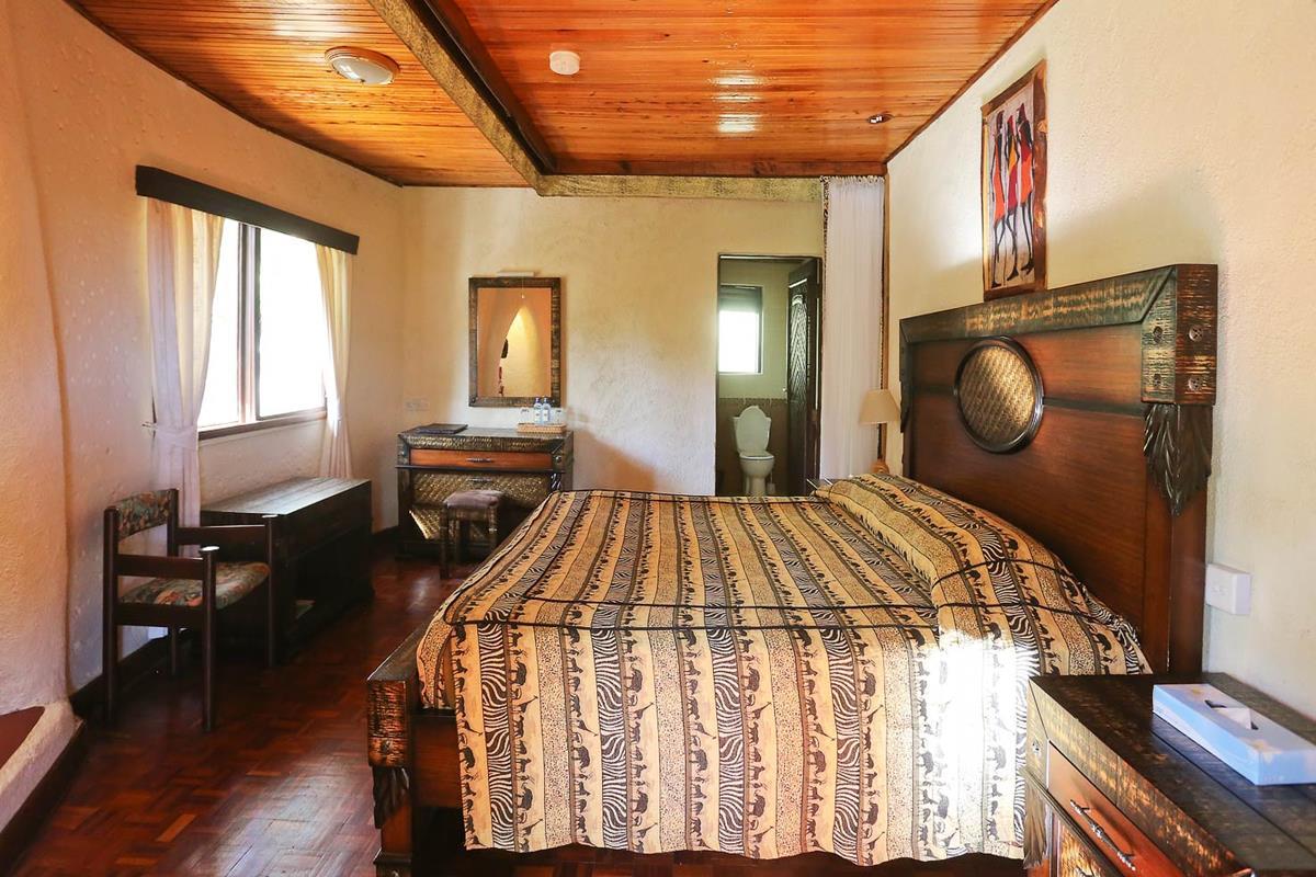Mara Sopa Lodge – Pokój