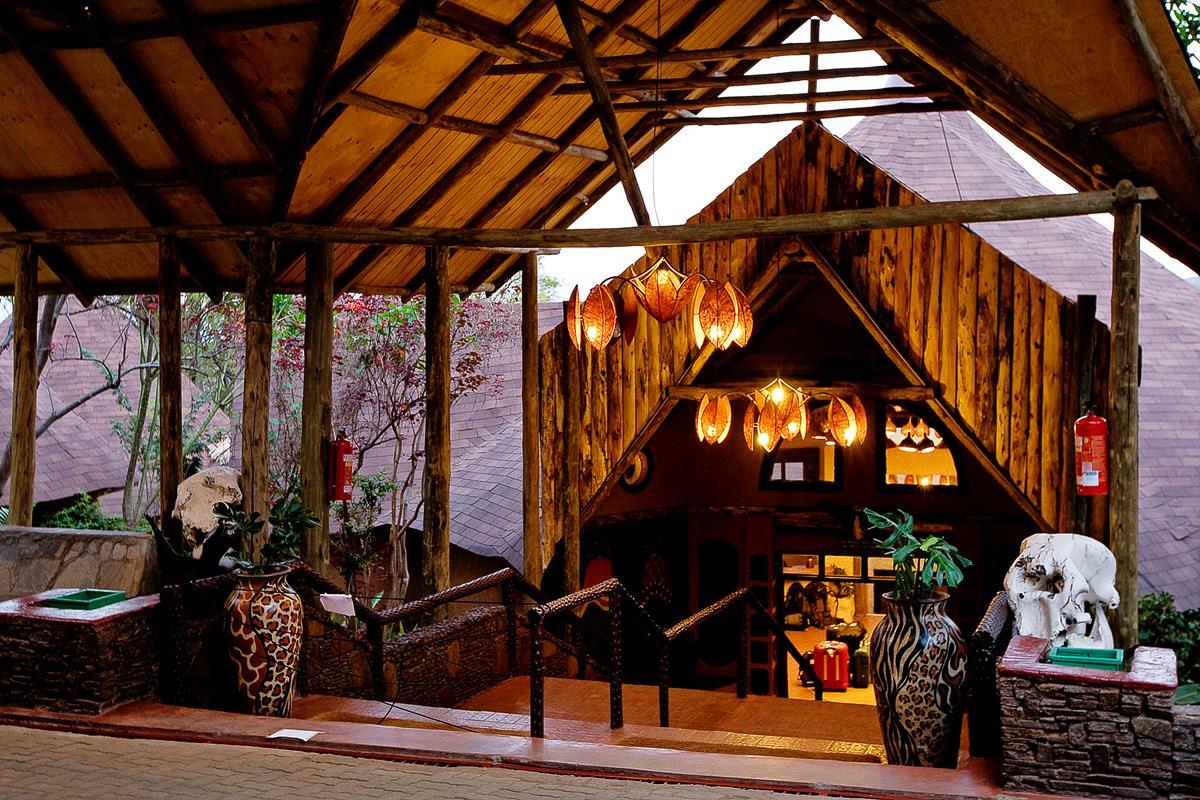 Mara Sopa Lodge – Recepcja