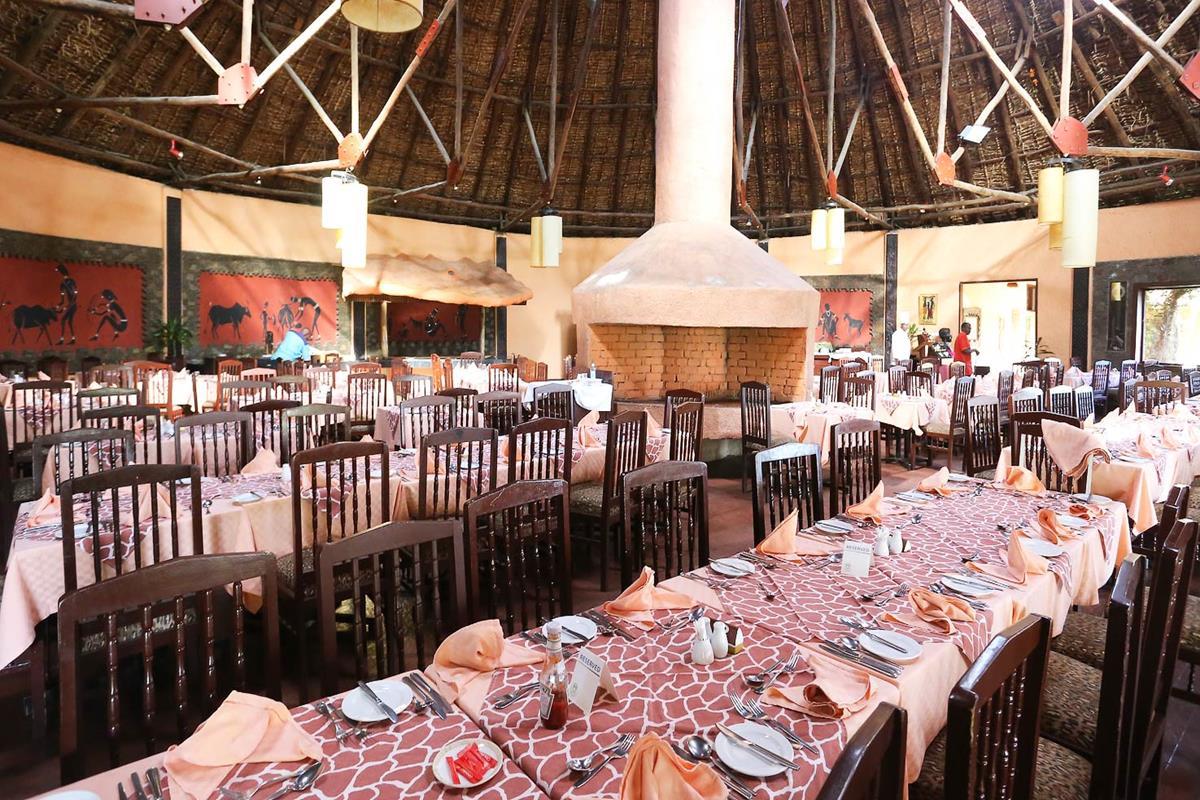 Mara Sopa Lodge – Restauracja