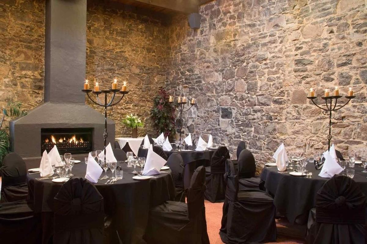 Mercure Dunedin Leisure Lodge – Restauracja