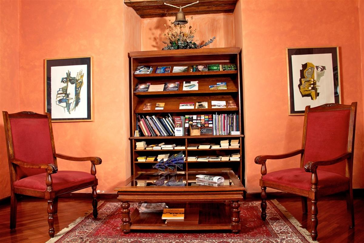 Patio Andaluz – Lounge