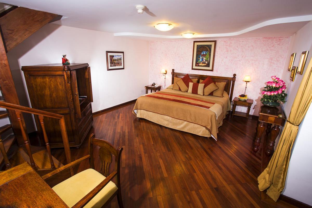Patio Andaluz – Pokój dwupoziomowy typu Suite
