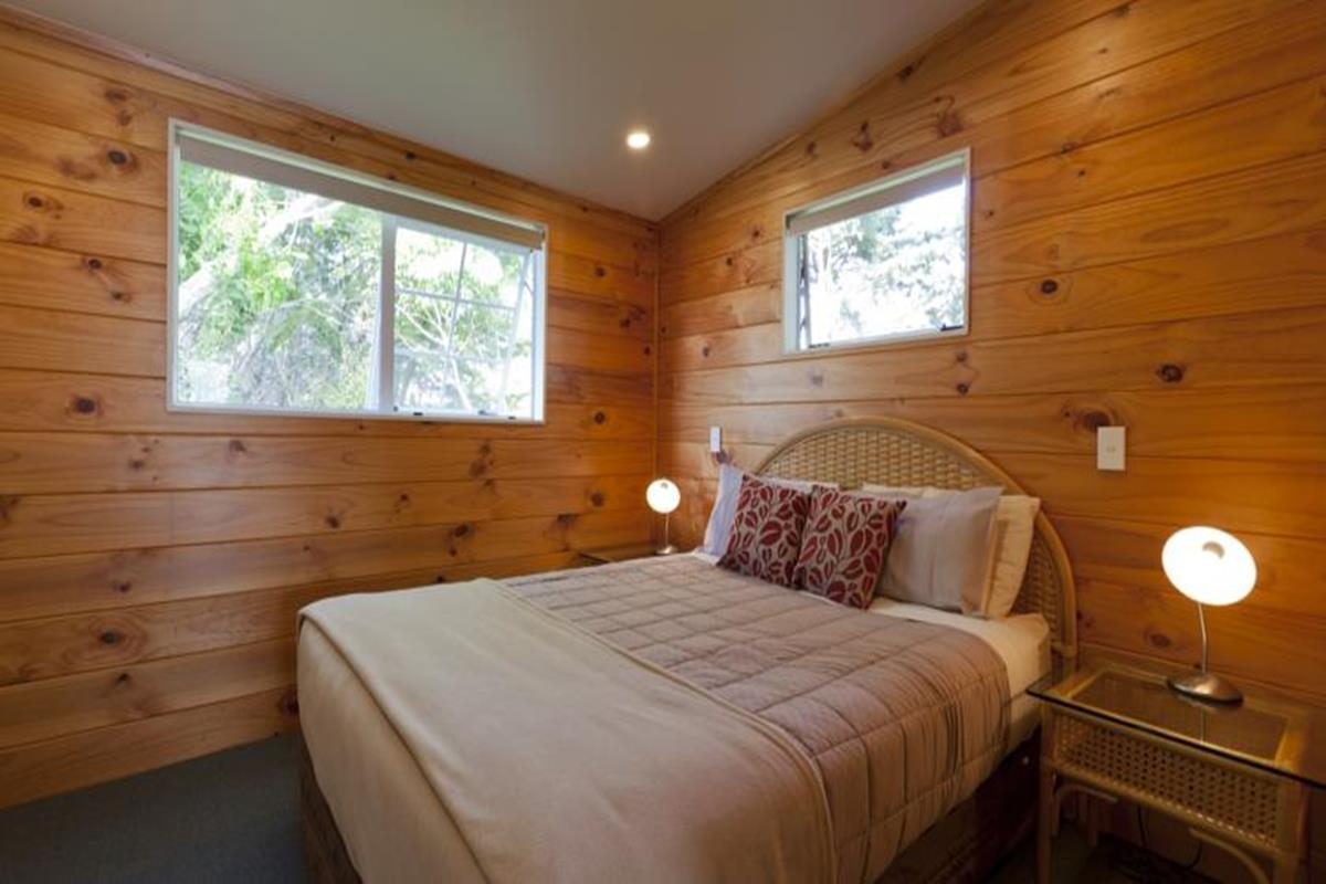 Pauanui Pines Motor Lodge – Pokój