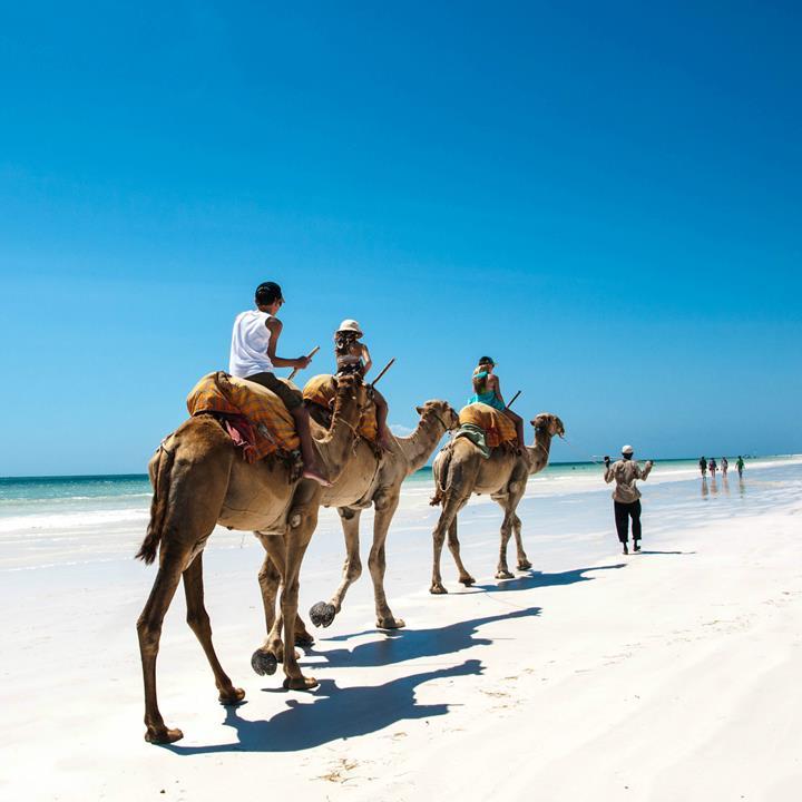 Plaże Kenii