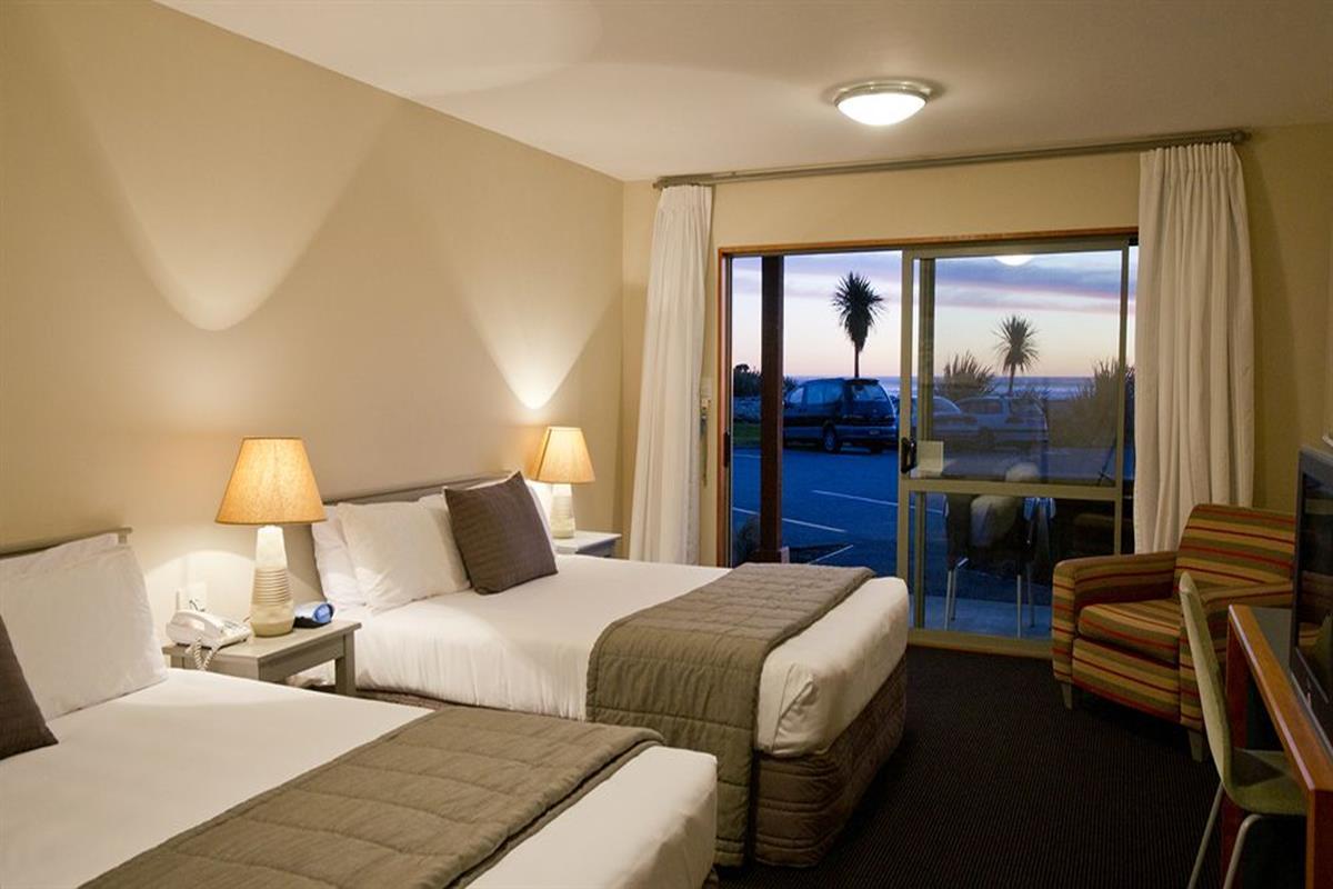 Punakaiki Resort – Pokój typu Standard z dwoma łóżkami pojedynczymi