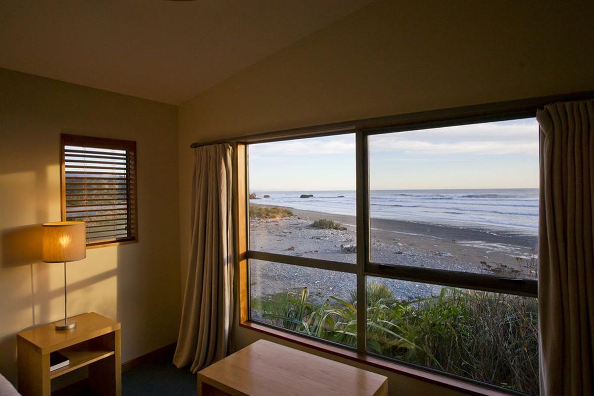 Punakaiki Resort – Pokój z widokiem na morze
