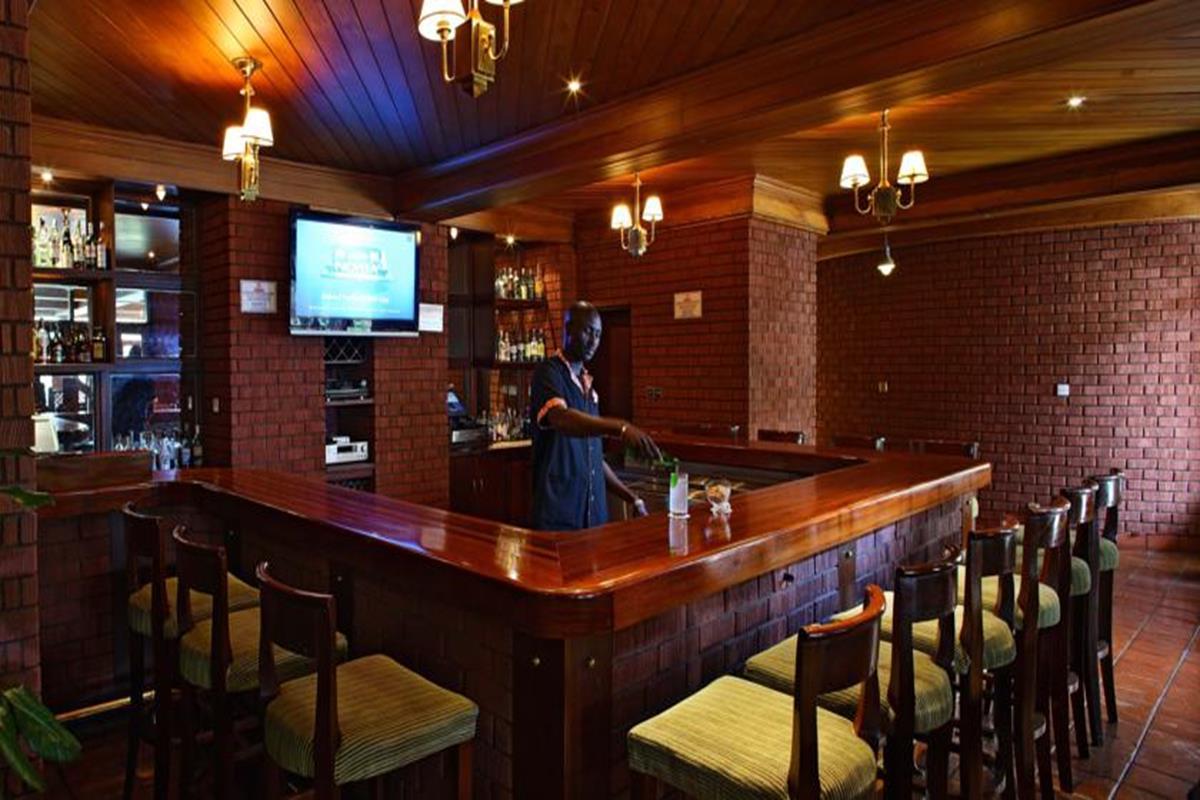 Sarova Panafric – Bar