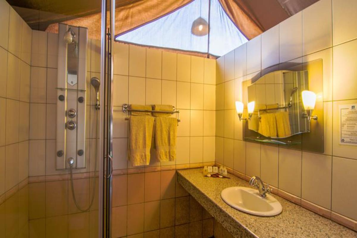 Sentrim Amboseli Lodge – Łazienka