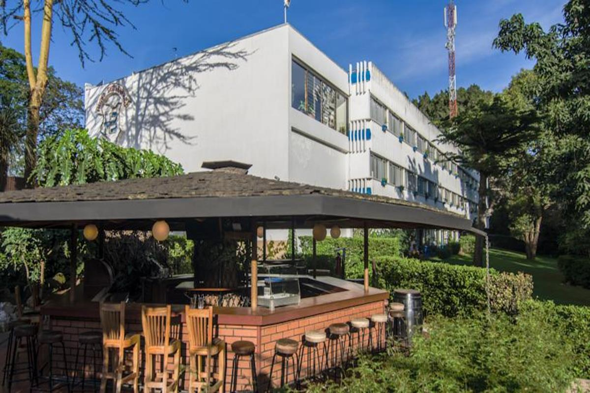 Sentrim Boulevard Hotel – Bar