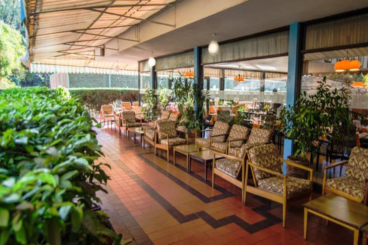 Sentrim Boulevard Hotel – Kawiarnia