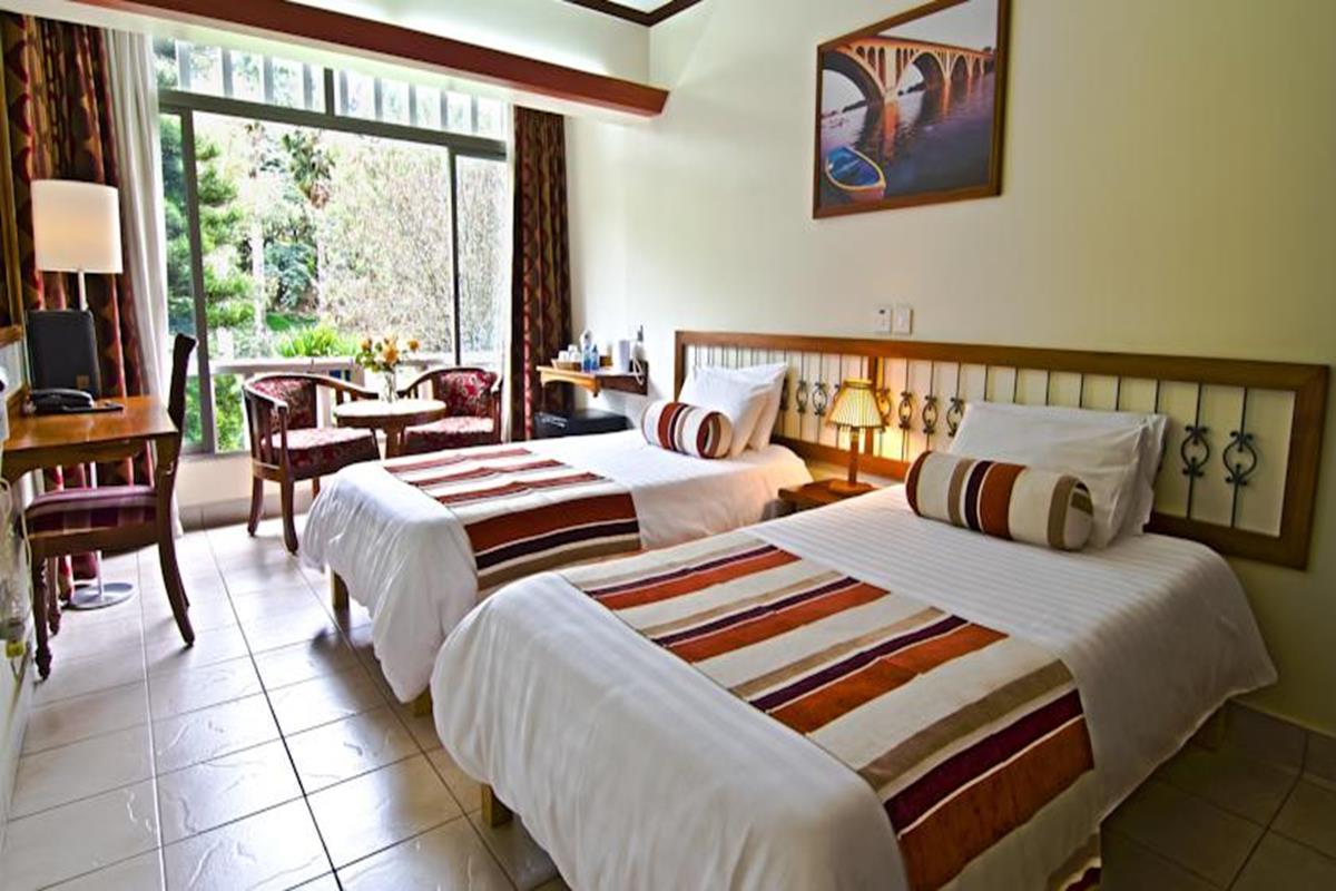 Sentrim Boulevard Hotel – Pokój typu Standard z 2 łóżkami pojedynczymi