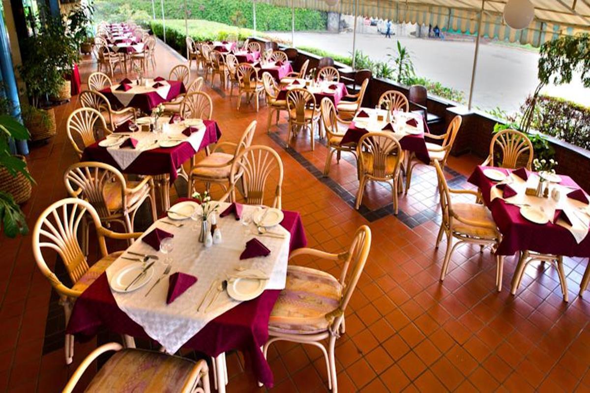 Sentrim Boulevard Hotel – Restauracja