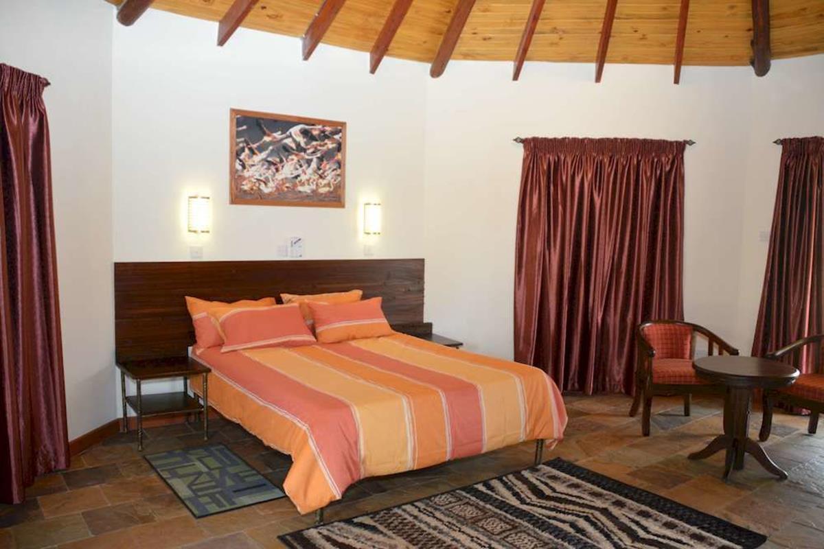 Sentrim Elementaita Lodge – Pokój dwuosobowy z widokiem na jezioro