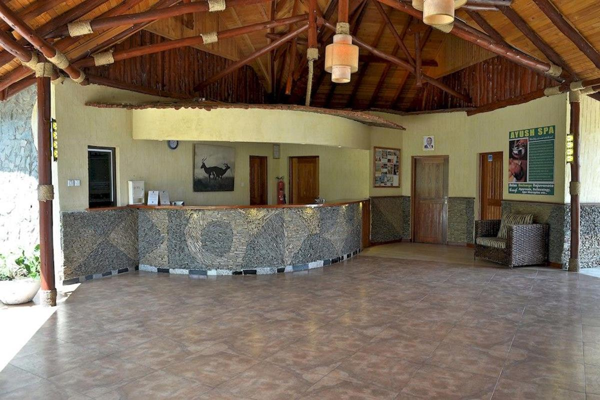Sentrim Elementaita Lodge – Recepcja