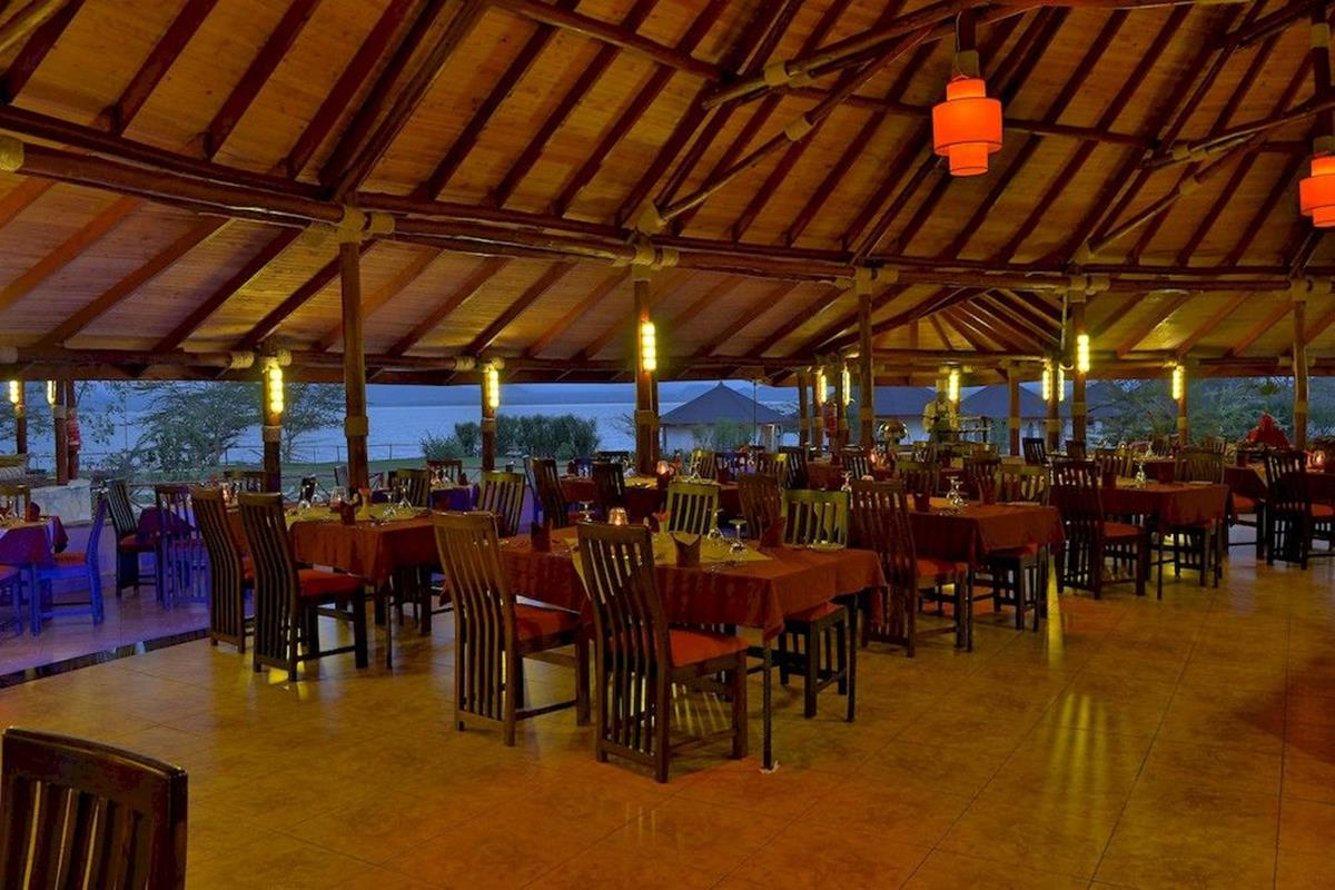 Sentrim Elementaita Lodge – Restauracja