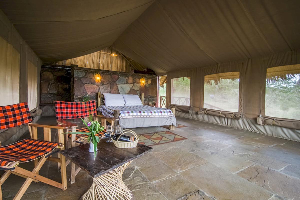 Sentrim Mara Camp – Namiot