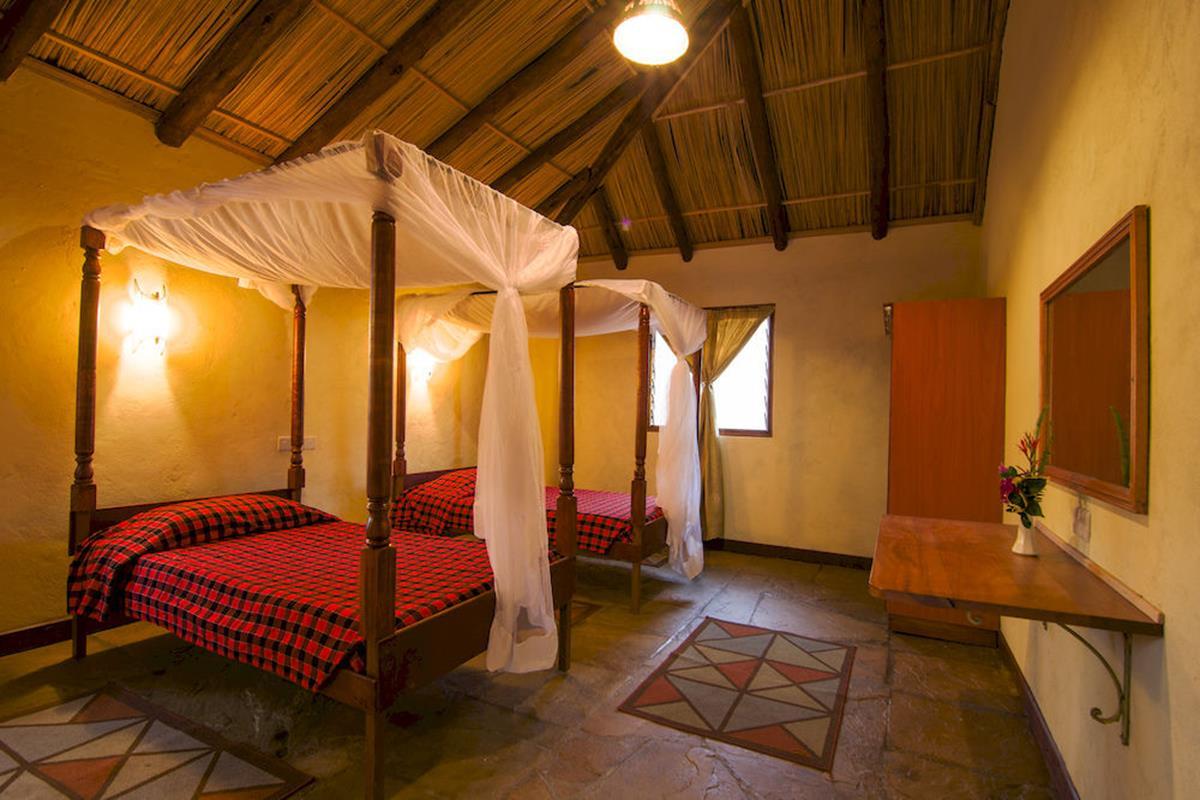 Sentrim Mara Camp – Bungalow