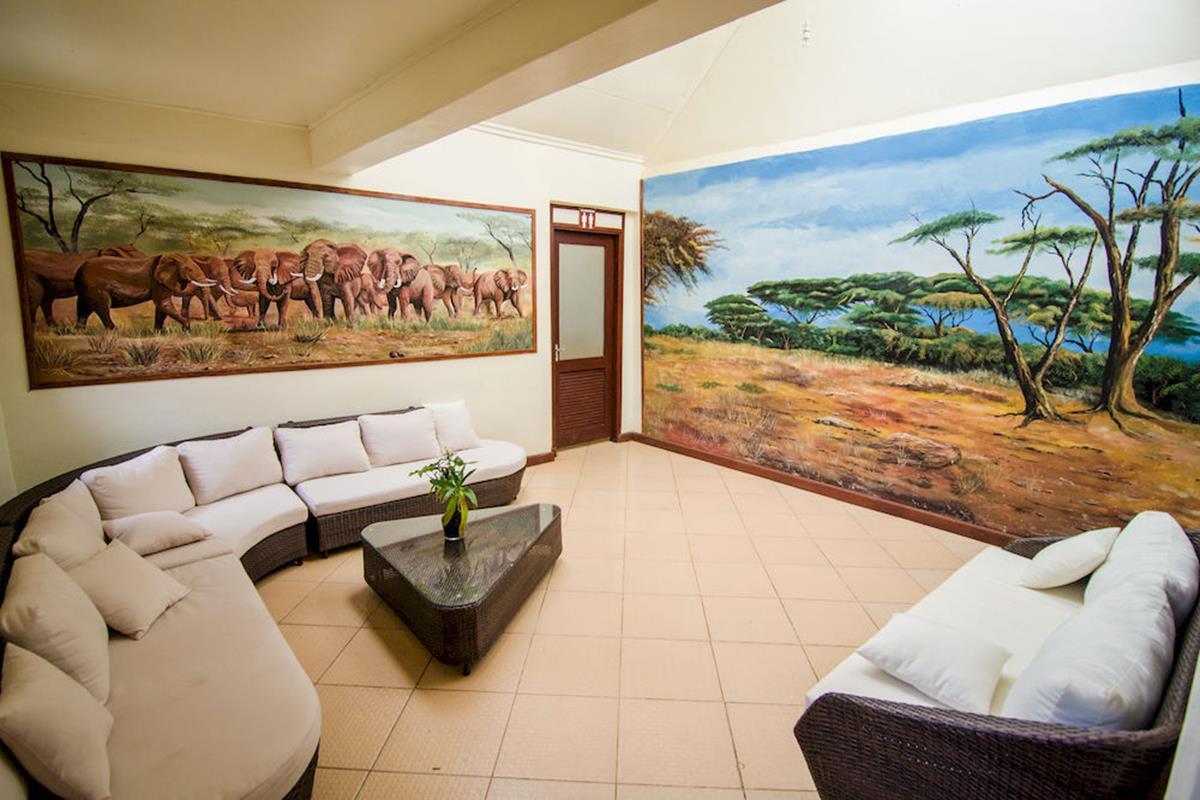 Sentrim Mara Camp – Laguna