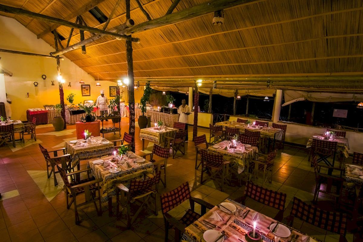 Sentrim Mara Camp – Restauracja