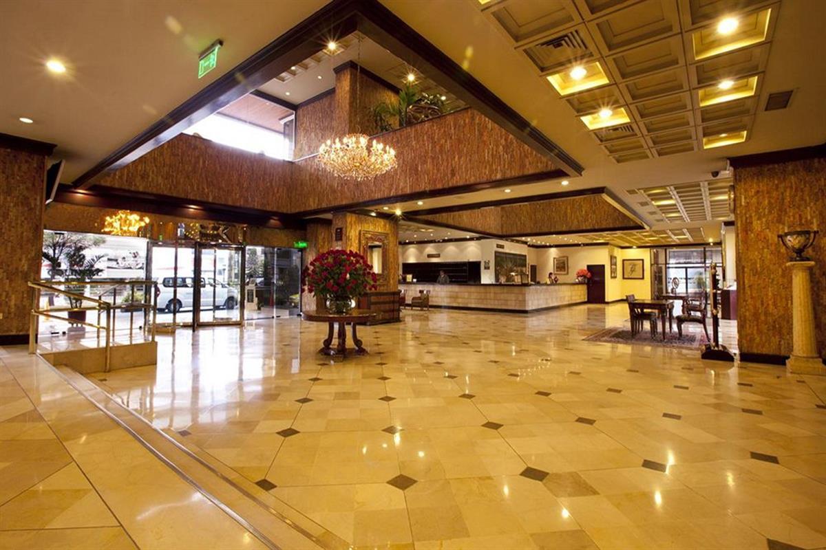 Swissôtel Quito – Lobby
