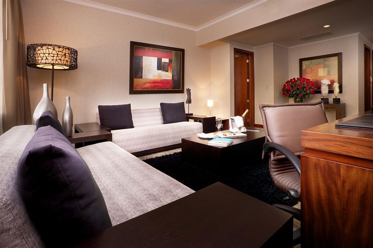 Swissôtel Quito – Pokój typu Suite