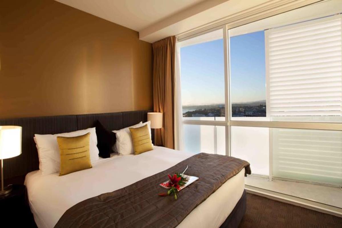 The Quadrant Hotel & Suites – Apartament typu Executive