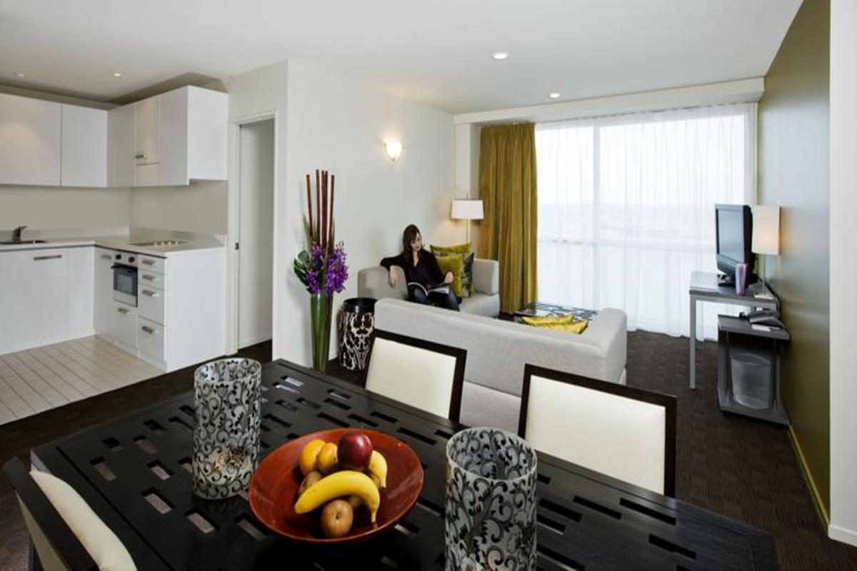 The Quadrant Hotel & Suites – Pokój typu Suite