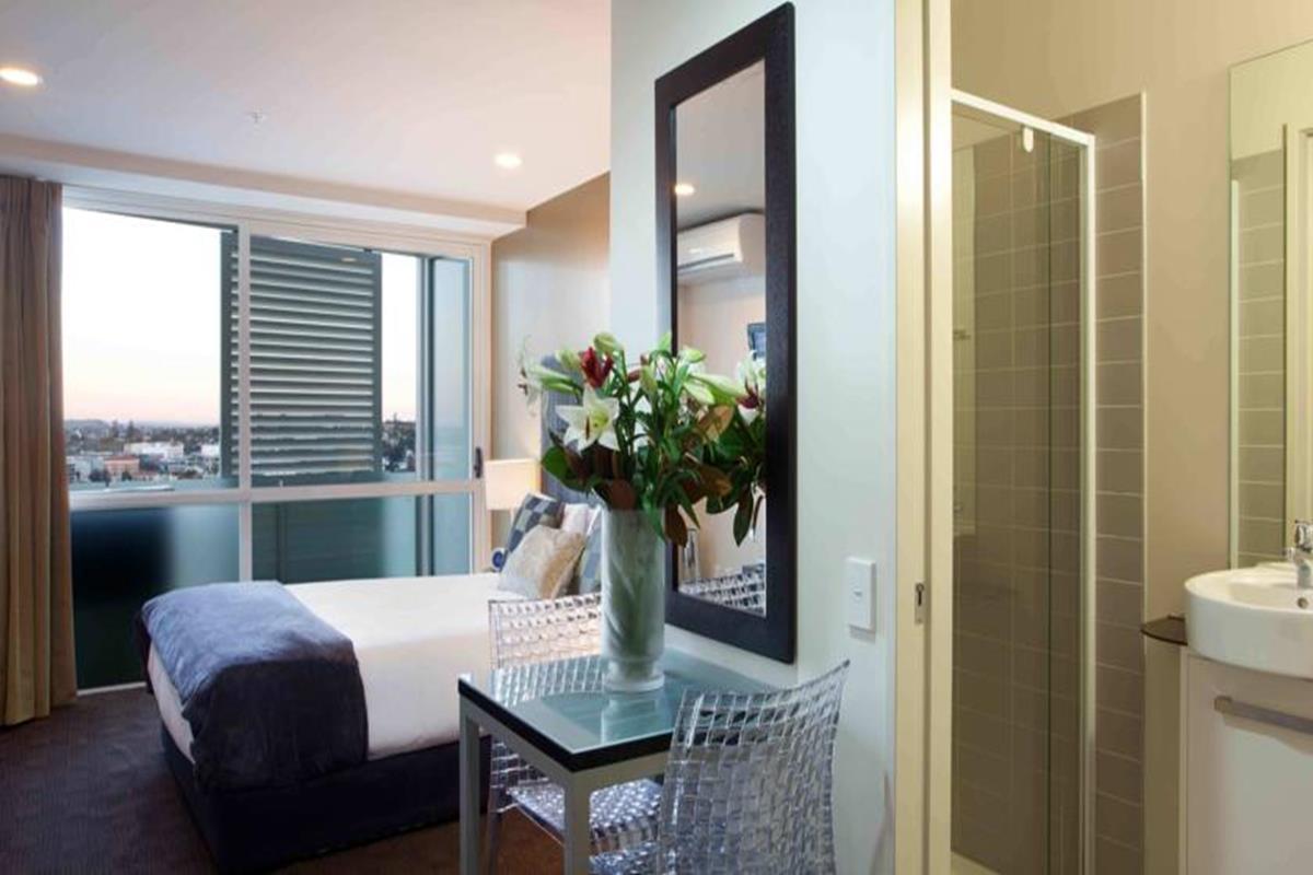 The Quadrant Hotel & Suites – Studio typu Deluxe