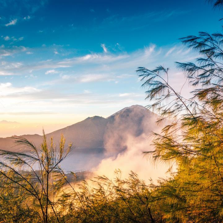 Trekking na wulkan Batur