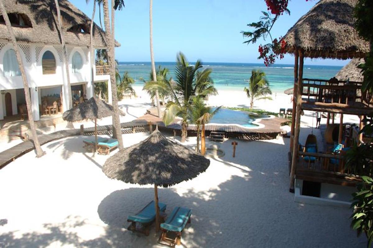 Waterlovers Beach Resort – Basen