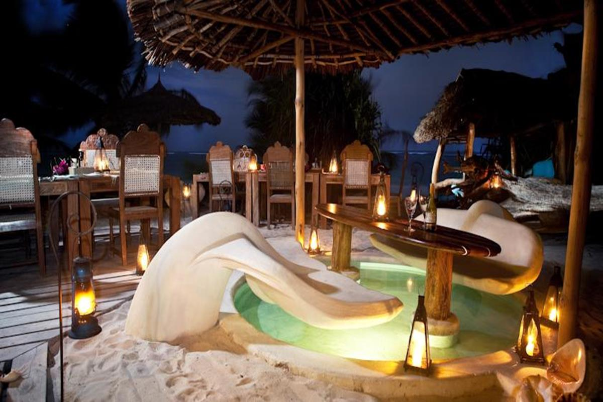 Waterlovers Beach Resort – Kawiarnia
